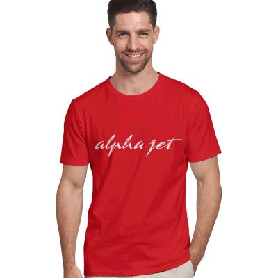 Alpha Jet red Tee-shirt