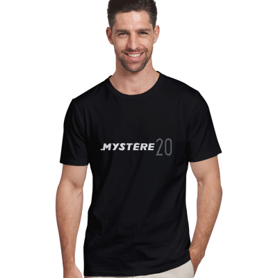 Mystère 20 black Tee-shirt