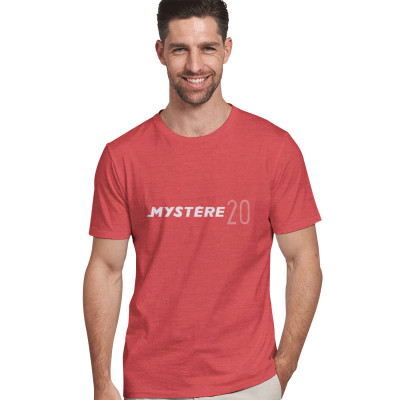Mystère 20 heather red Tee-shirt