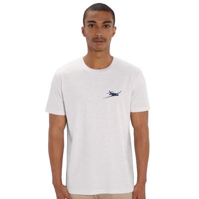 Falcon 6X grey Tee-shirt