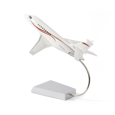 Official scale model Falcon 2000Lxs Model - 1/72