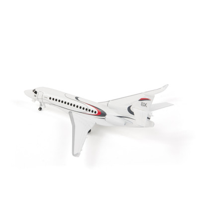 Offical scale model Falcon 8X Model - 1/200