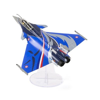 Offical scale model Rafale C - Rafale Solo Display 2017 - 1/72