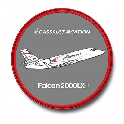 Falcon 2000LXS Patch
