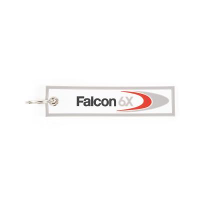 Falcon 6X keychain