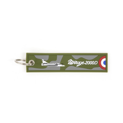 Mirage 2000D keychain
