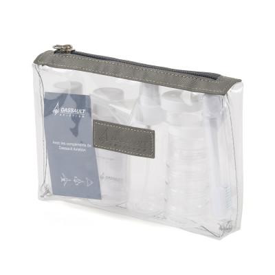 Dassault Aviation Aircraft Cabin Toiletry Bag