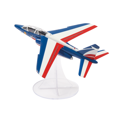 Official scale Alpha Jet Model - 1/72 - 65 years of the Patrouille de France