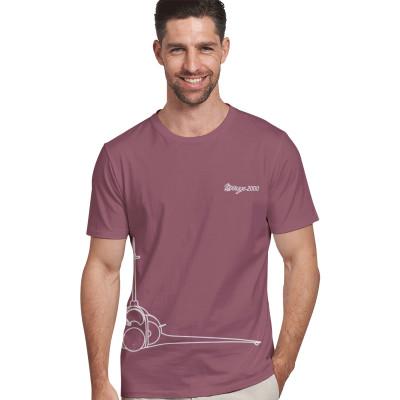 Mirage 2000 mauve Tee-shirt
