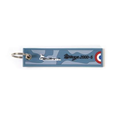 Mirage 2000-5 keychain