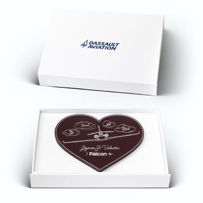 Coffret de chocolats Falcon