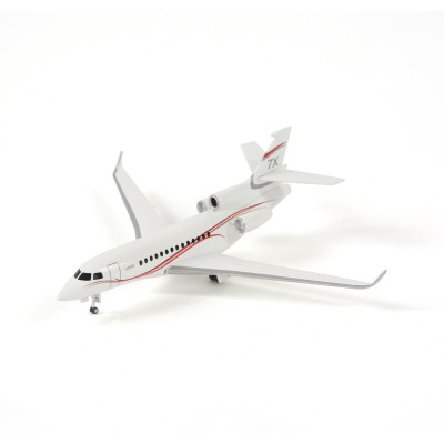 Offical scale model Falcon 7X Model - 1/200
