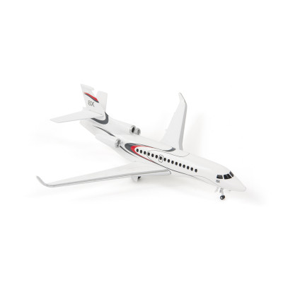 Official scale model Falcon 8X Model - 1/200