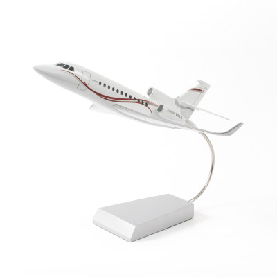 Offical scale model Falcon 900Lx Model - 1/72