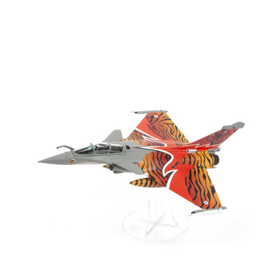 Official scale model Rafale C - Nato Tiger Meet 2014 Model - 1/72