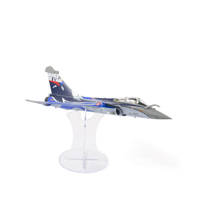 Official scale model Rafale C - Rafale Solo Display 2017 - 1/72