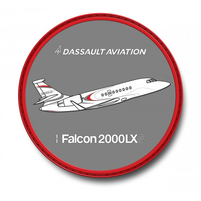 Falcon 2000LXS Patch