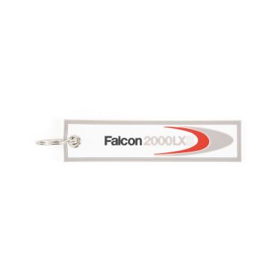 Falcon 2000Lxs keychain