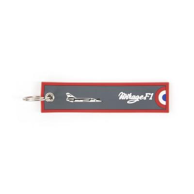 Mirage F1 keychain