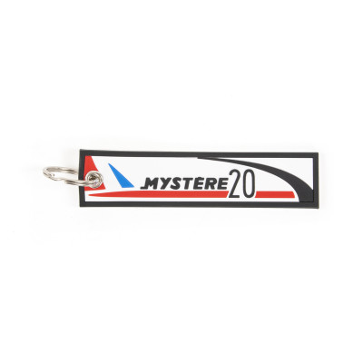 Mystere 20 keychain