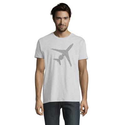 Falcon Outline Men's T-Shirt