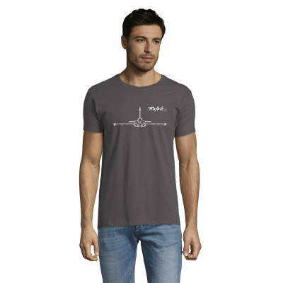Rafale Front View Men's T-Shirt