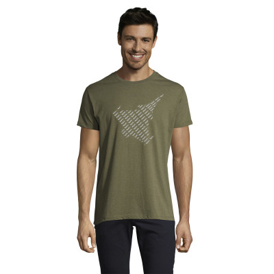 Rafale Outline Men's T-Shirt