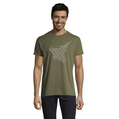 Tee-Shirt Homme Silhouette Rafale