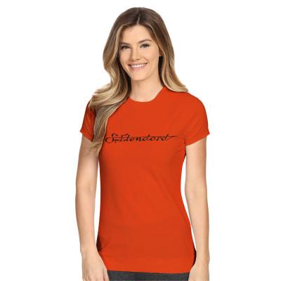 Tee-shirt Super Étendard orange