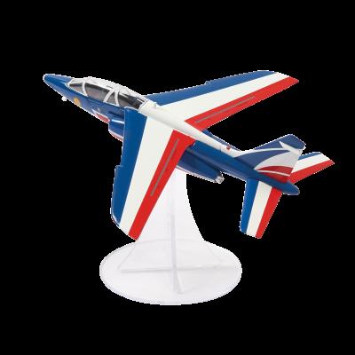 Maquette Officielle Alpha Jet - Echelle 1/72ème - Patrouille de France - 65 ans
