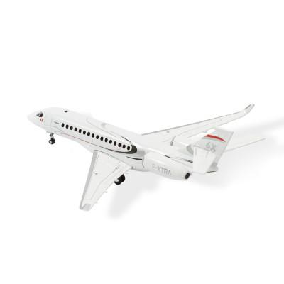 Maquette Officielle Falcon 6X - Echelle 1/200ème