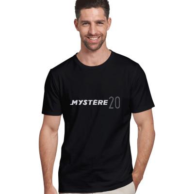 Tee-shirt Mystère 20 noir