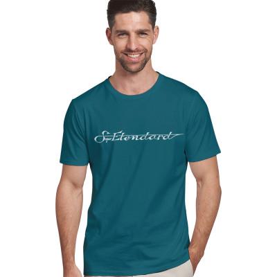 Tee-shirt Super Étendard bleu océan