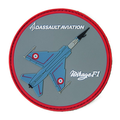 Patch Mirage F1