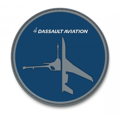 Patch Dassault Aviation