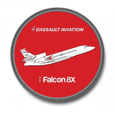 Patch Falcon 8X
