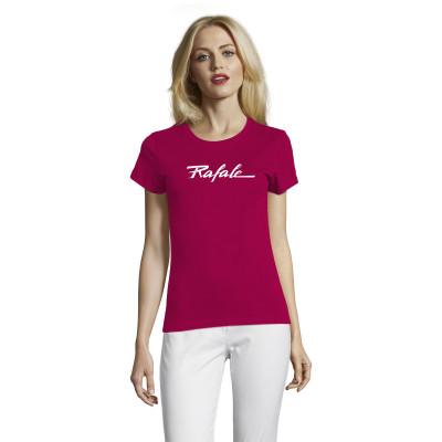 Tee-Shirt Femme Rafale Signature