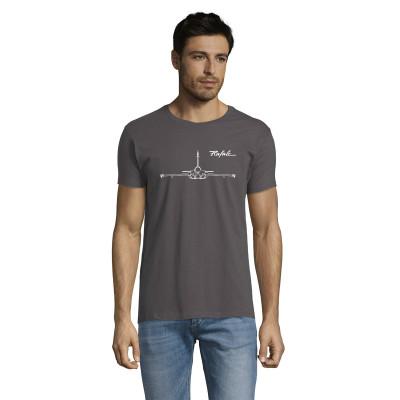 Tee-Shirt Homme Rafale vue de face
